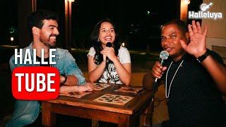 HalleTube #01 | Entrevista com Davidson Silva