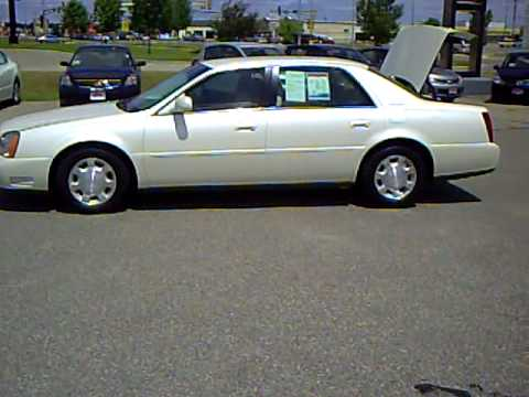 2001 Cadillac DeVille - YouTube