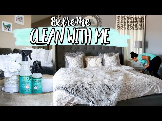 Extreme Clean With Me | MAJOR CLEANING MOTIVATION