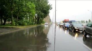 СтопХамСПб - По тротуару