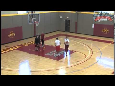 Learn an Individual Shooting Drill from Fred Hoiberg! - Basketball 2015 #14