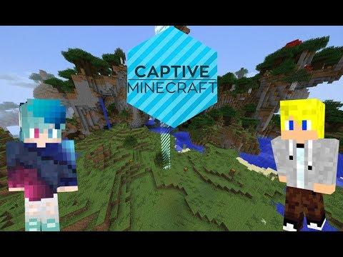 [GER] Der groß-Bau!  - Minecraft Captive 14 / Timelaps