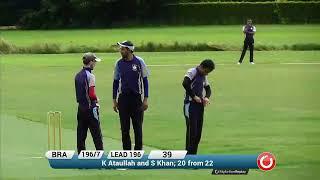 Royal Brussels Cricket Club, RBCC-2 VS. Braine Cricket Club, Braine CC