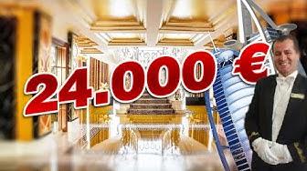 Ein Tag im teuersten Hotel der Welt