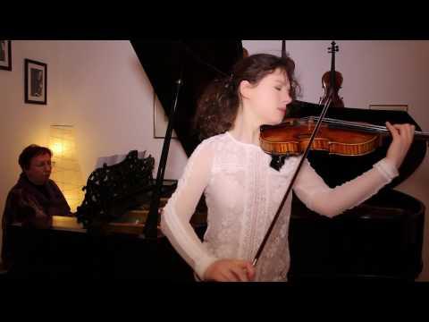 Puccini - Mio Babbino Caro (violin arrangement)