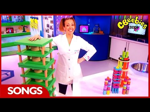 CBeebies: Nina and the Neurons: Get Building Theme Song