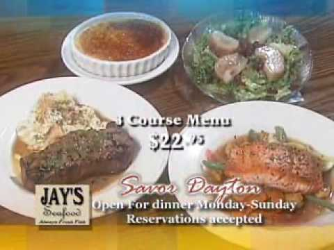 Jay's Seafood October Commercial