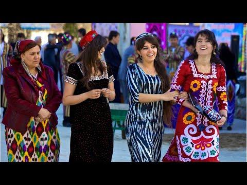 Красотки Таджикистана готовятся к осени. Хлопок главный атрибут