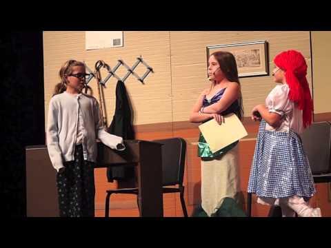 Ellie - Hans Christian Anderson Elementary School Play