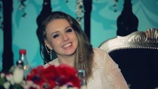 Невеста узнала пол ребёнка на свадьбе!