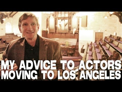 Advice To Actors Moving To Los Angeles by Bill Oberst Jr.