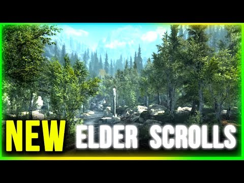 NEW Elder Scrolls Game Mod? - You Were All Waiting For!
