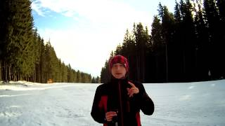 3 Совета Как победить страх скорости на горных лыжах и борде  Как контролировать скорость п