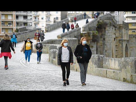 El coronavirus, bajo control en Ourense según la incidencia a 7 días