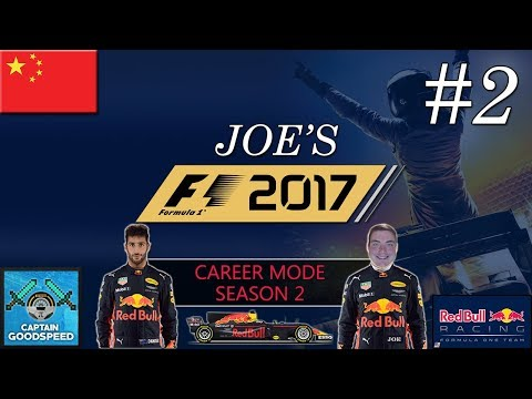 F1 2017 Career Mode | Red Bull Return to Glory S02 E02 | RISKY STRATEGY CALL! | F1 2017 Game