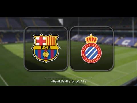 Barcelona VS Espanyol LIVE STREAMING