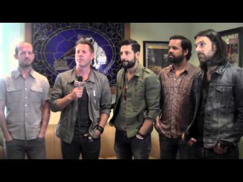 Old Dominion Interview on their album