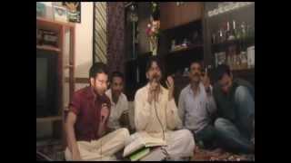 13 Rajab 2012 Qasida: Yasrab Nu Jawna Hay JASHAN e Wiladat Mola e Kainaat  (Part 8)