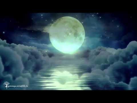 Футаж облака   бог и ева   День Матери