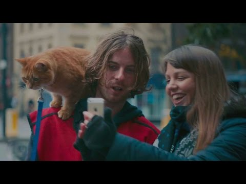 A Street Cat Named Bob (2016 Film) - Official HD Movie Trailer