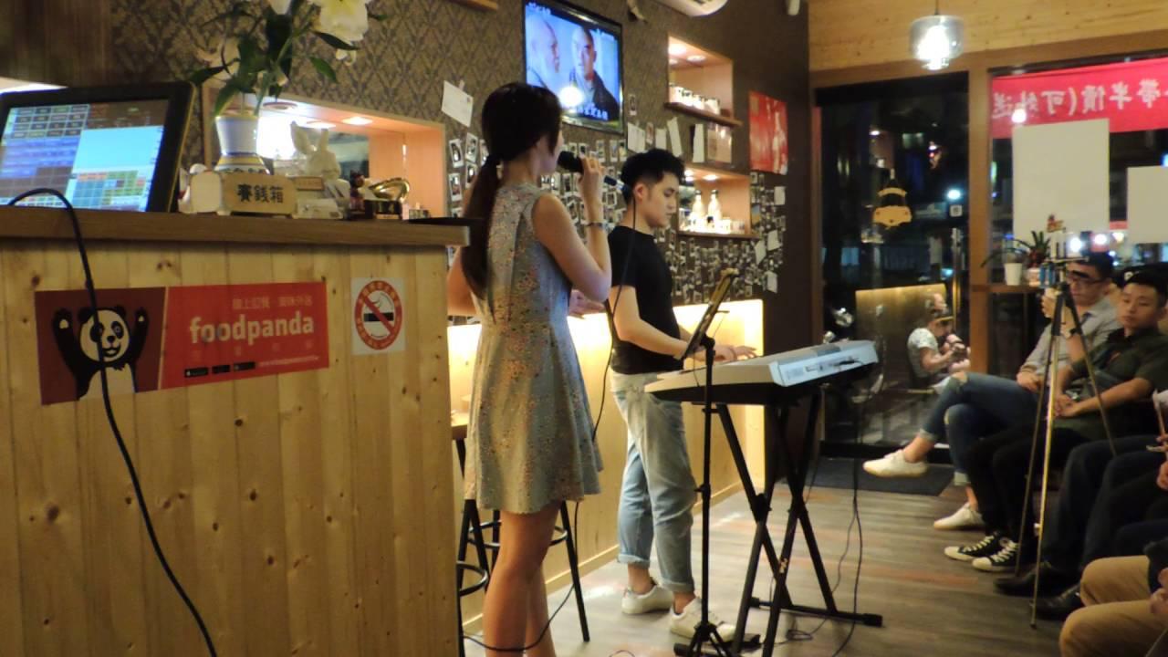 解偉苓 - 孤單北半球 @T&T Cafe(2016.5.14 偶像劇主題曲之夜) - YouTube