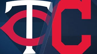 8/6/18: Bauer, big bats lead Indians to 10-0 victory