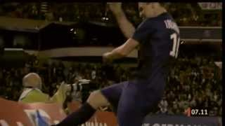 Zlatan Ibrahimovic - Showing some attitude - 2012/13