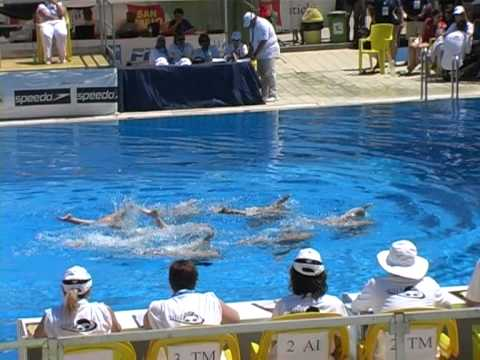 Fina World Master Championships 2012 – Team – Ferratella Sport