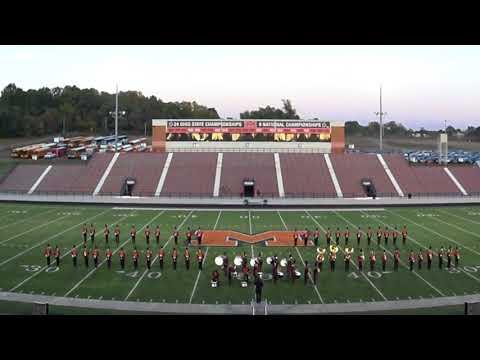 Massillon Band Show 9/23/2017