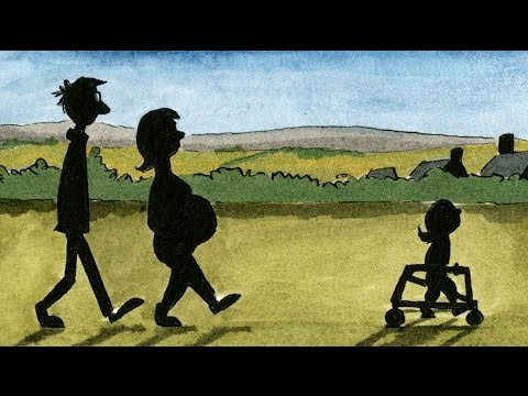 Father's Days: the animated memoir of a first-time dad