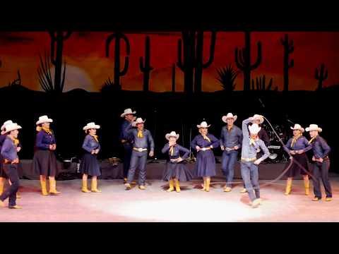 Baja California: Calabaceados - Ballet Folklórico Xochipilli