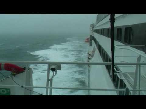 Holyhead To Dublin Port On Irish Ferries'