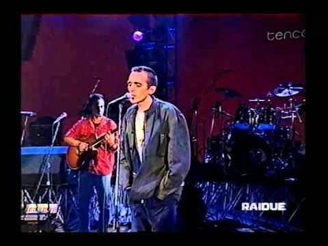 CSI - Del Mondo - live Premio Tenco 1994