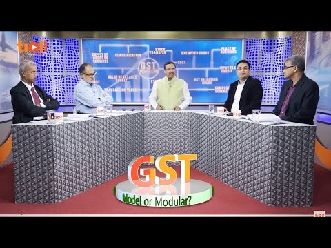 GST Law | Model or Modular? | Panel Discussion | (Episode 1)