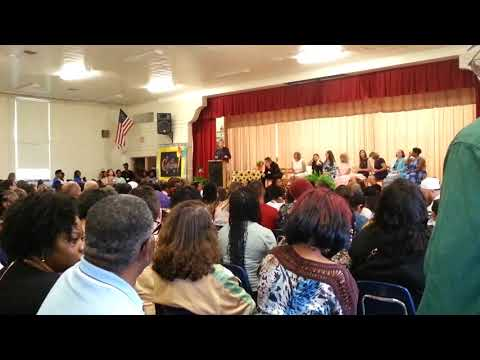 Larrymore Elementary School Fifth 5th Grade Graduation - LILLY FREEZE (Part #4)