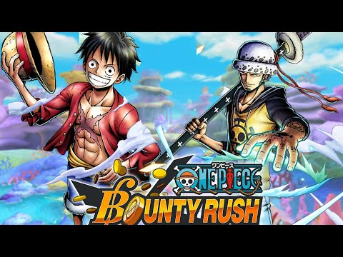 2yl-luffy-and-pre-timeskip-law -get-clapped-episode-5 one-piece-bounty-rush