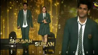 Ek Duje Ke Vaaste 2 promotion in Indian Idol 5 Grand finale Sony Tv