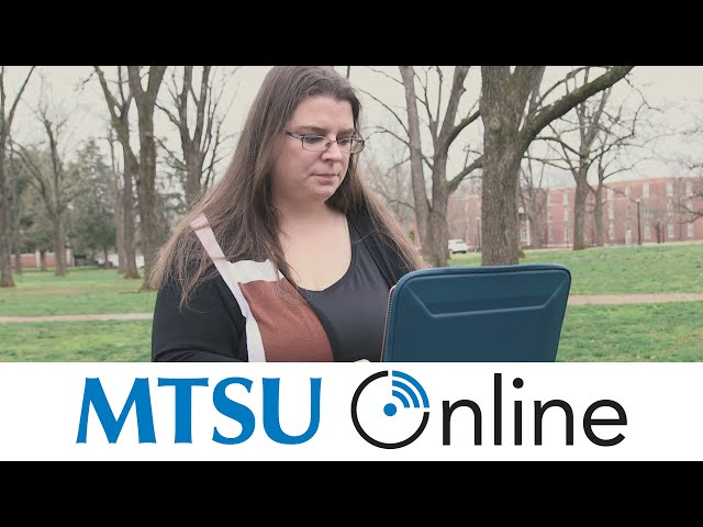 MTSU Adult Degree Profiles: Ashley Pearson