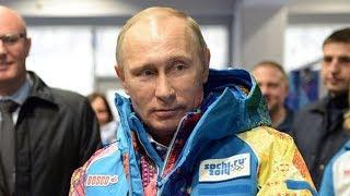 Путина не допустили на Олимпиаду.