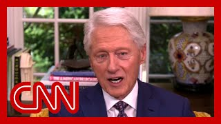 Bill Clinton: 'Superficially hypocritical' for Republicans to fill Supreme Court vacancy