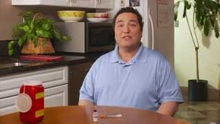 Diabetes Care: How to Inject Insulin with a Syringe