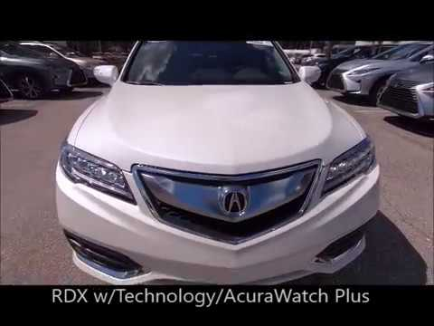 Acura Fort Myers >> Used 2018 Acura Rdx W Technology Acurawatch Plus Pkg Near Fort Myers And Estero