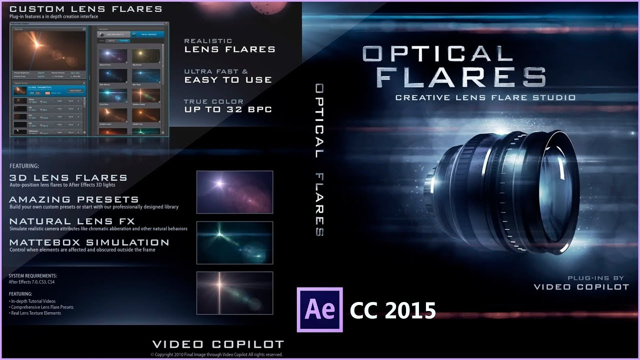 Optical flares free download (mac) youtube.