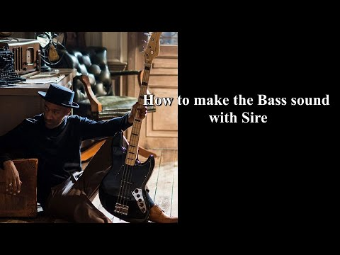 """""""Marcus Miller Special Bass Clinic""""  """"How To Make The Bass Sound"""" January 4, 2019 @Blue Note Tokyo"""