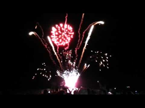 """Katy Perry at SAP Convention 2/24/16 Grand Wailea ,Maui """"Firework"""" ( From the Beach )"""