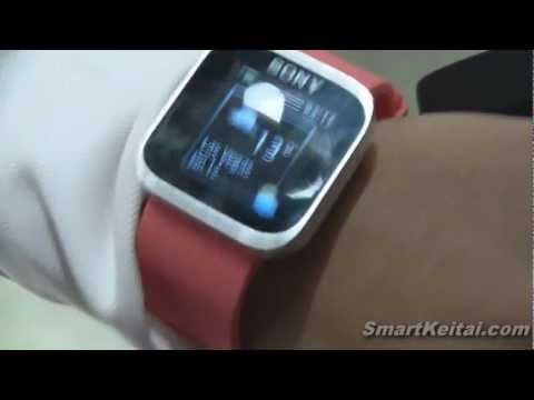 sony-smartwatch-demo-at-ces-2012---android