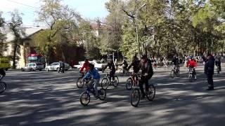 Бишкек велопробег 11.10.2014(В честь дня города Бишкек., 2014-10-11T21:43:32.000Z)
