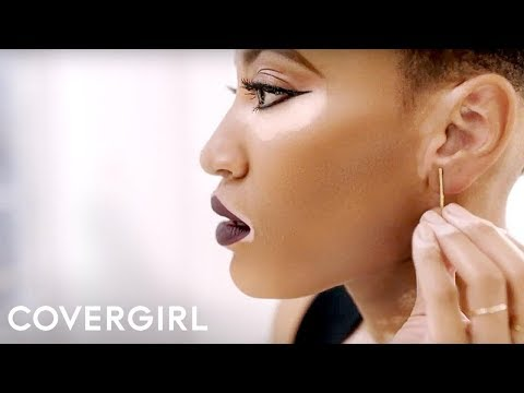 Stand Out with COVERGIRL truBlend Foundation | COVERGIRL