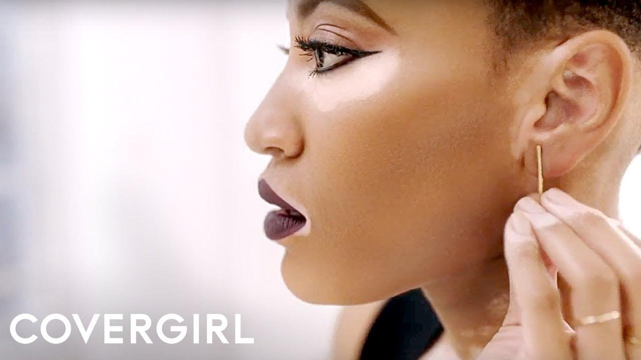Ad of the Day: CoverGirl stands out by featuring a model with