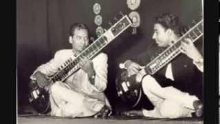 Vilayat & Imrat Khan Raga Ahir Bhairav Live